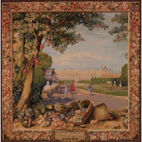 Versailles, Tapisserie Art de Lys