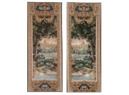Cascade et Verdure (2 pièces)
