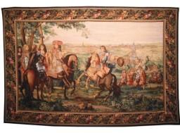 La Prise de Lille par Louis XIV