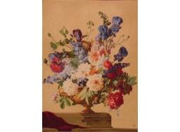 Bouquet Iris Clair