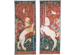La Licorne et Le Lion