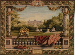 terrasse au chateau