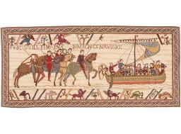 Bayeux : le départ de la flotte