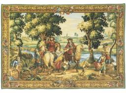 sonneurs du roi tapisserie