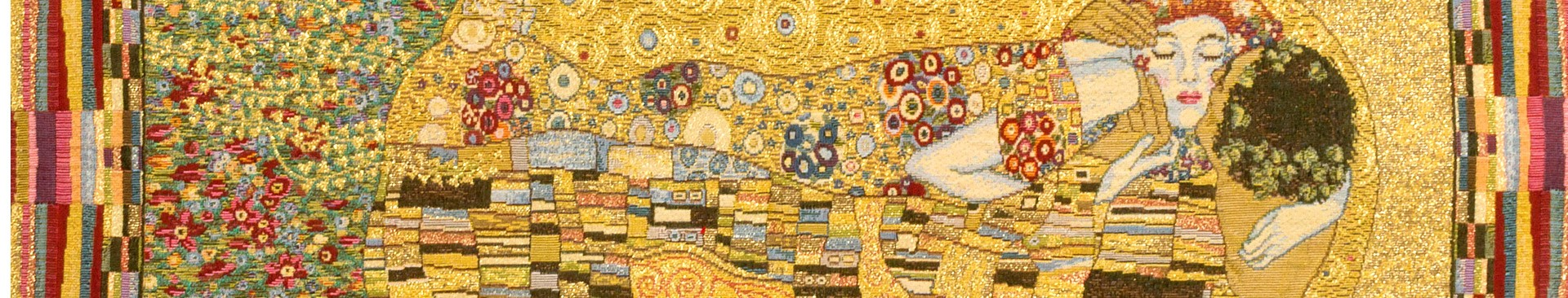 Tapisseries - Artistes et peintres - Klimt