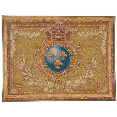 Empire Crown, Tapisserie Art de Lys