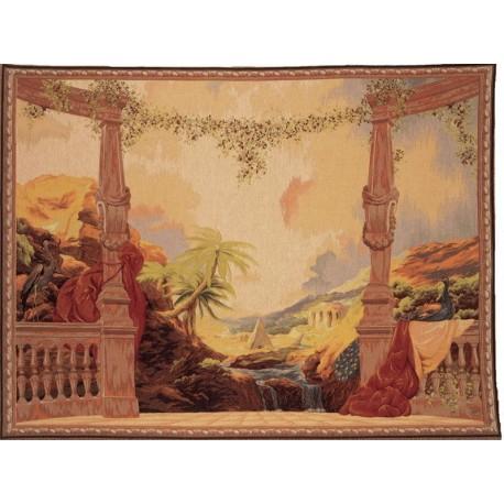 Panoramique tapisserie