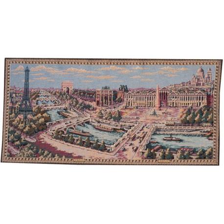 Les Ponts de Paris, Tapisserie Art de Lys