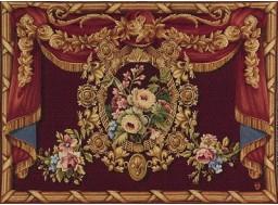 Medaillon Floral