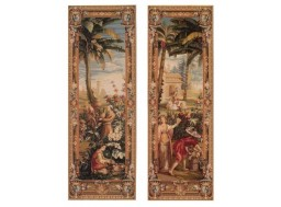 Pineapple Recolte (2 tapistries)