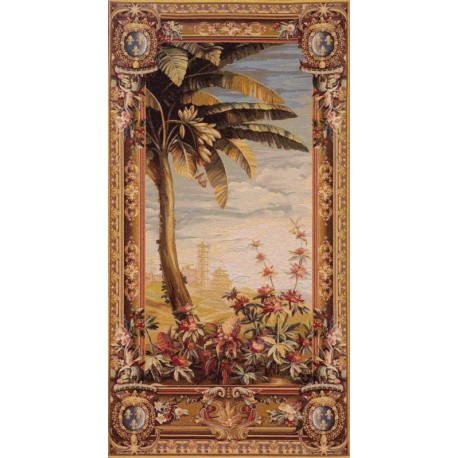 Pineapple Recolte, Tapisserie Art de Lys
