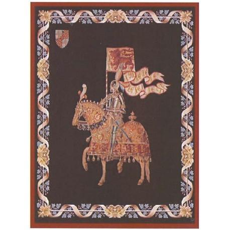 The Knight, Tapisserie Art de Lys