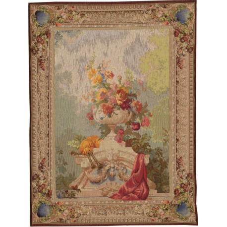 Bouquet Cornemuse, Tapisserie Art de Lys