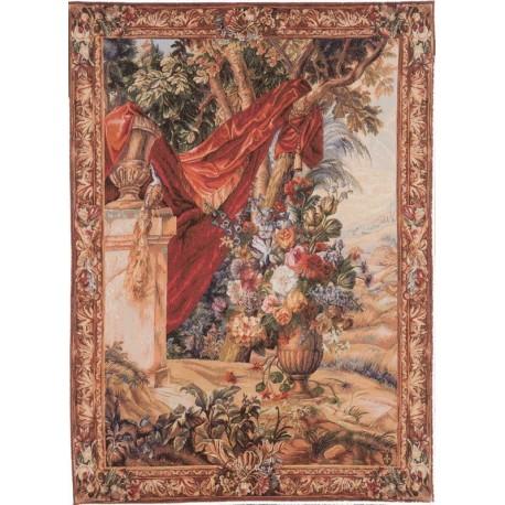 Bouquet in the Drape, Tapisserie Art de Lys