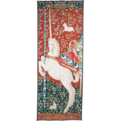 The Unicorn, Tapisserie Art de Lys