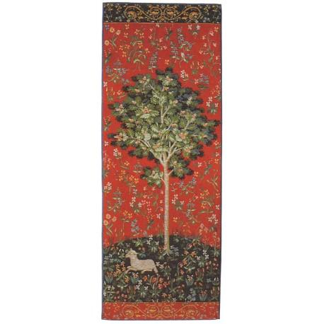 L'arbre, Tapisserie Art de Lys