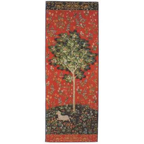 The tree, Tapisserie Art de Lys