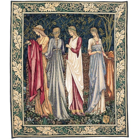Ladies of Camelot, Tapisserie Jules Pansu