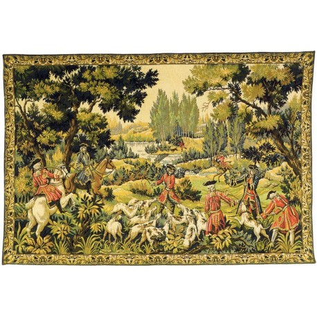 tapisserie Chasse d'Oudry