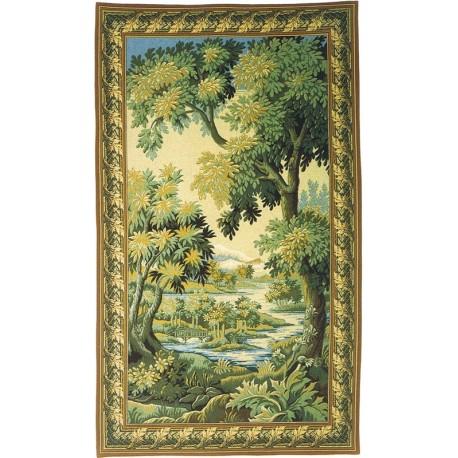 La forêt de Clairmarais, Tapisserie Jules Pansu