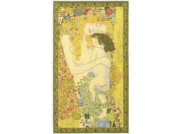 Klimt, tapestry the 3 age