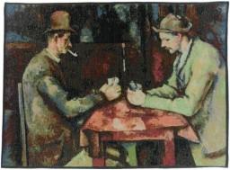 Les joueurs de cartes - Cézanne