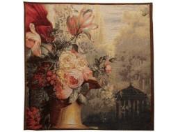 Flowers and trianon scene