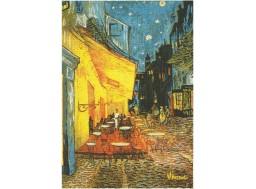 La Terrasse étoilée - Van Gogh
