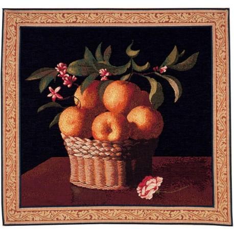 Basket of Apples, Tapisserie Art de Lys