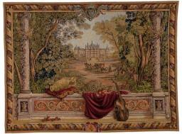 Verdure au Château, tapisserie Château