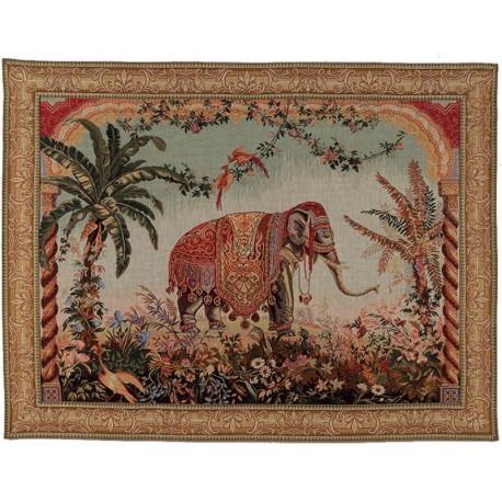 tapisserie elephant