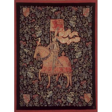 Le Chevalier, Tapisserie Art de Lys
