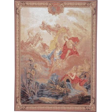 Gods courtship, Tapisserie Art de Lys