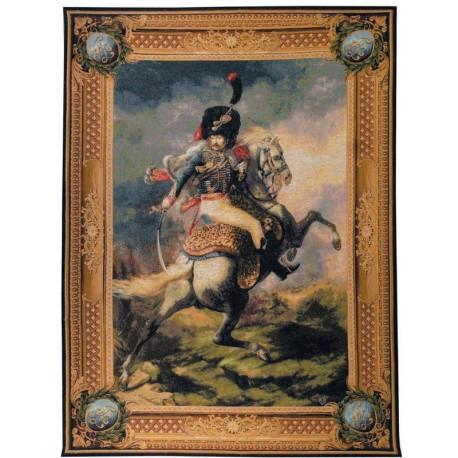 Cavalier - Garde Impériale, Tapisserie Art de Lys