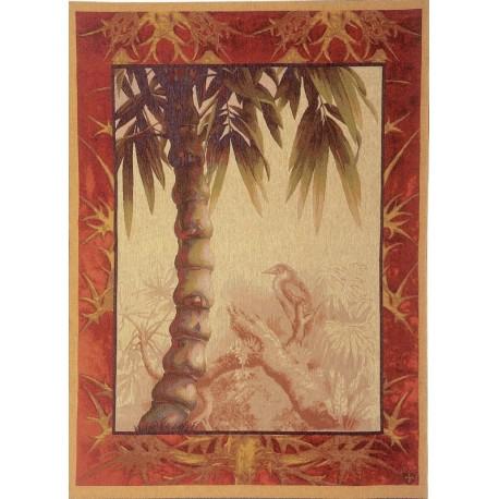 Le Palmier, Tapisserie Art de Lys