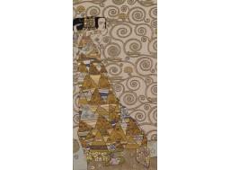 Klimt L'attente (clair gauche)