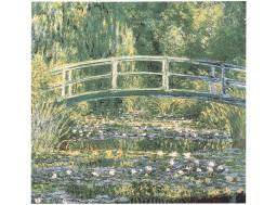 Le Pont japonais - Claude Monet