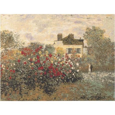 La Maison de Claude Monet, Tapisserie Metrax / Craye