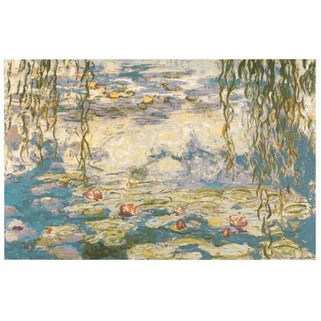 Nympheas - Claude Monet, Tapisserie Metrax / Craye