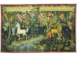 William Morris tapestry