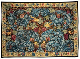 Vignes et acanthes, William Morris
