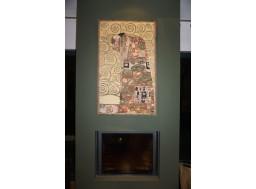 Klimt L'accomplissement (clair)