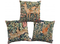 Lot coussins Greenery de William Morris
