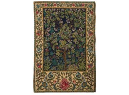 Tree of life, tapestry wall hanging