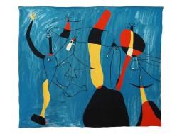 Pour pilar de tout coeur, Miró