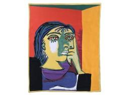"""Tapisserie """"Portrait de Dora Maar"""", Picasso"""