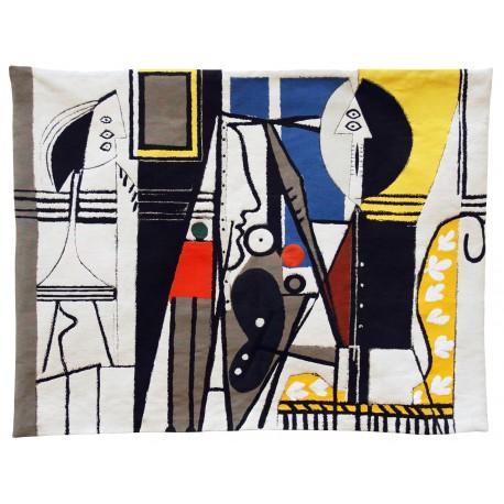 Le Peintre et son modèle - Picasso