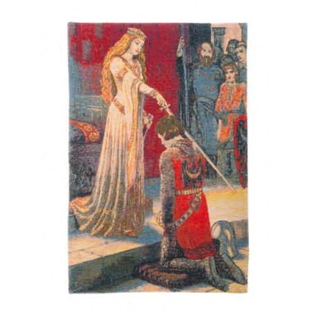 Accolade tapestry