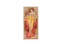 Mucha's tapestry - autumn