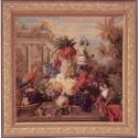 XVIII - XIX centuries tapissery